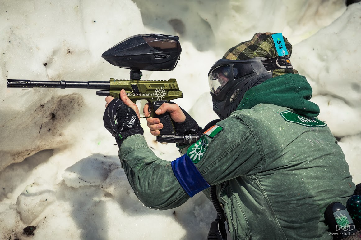 13.04.2012 Капитан пк Ирландцы с командной пушкой
