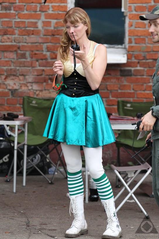 Redkaya Энн Бонни (англ. Anne Bonny) — пират ирландского происхождения.