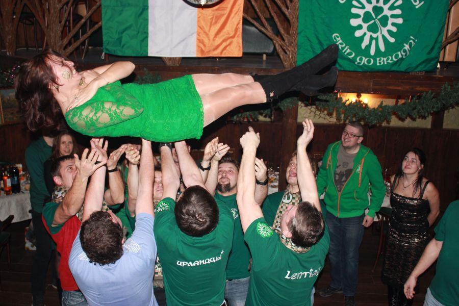22.12.2013 Irish кипиш!
