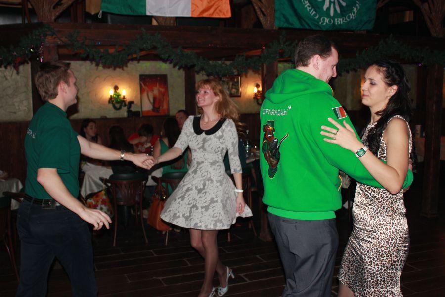 Ну и танцы, море музыки, джига и снова танцы!!!