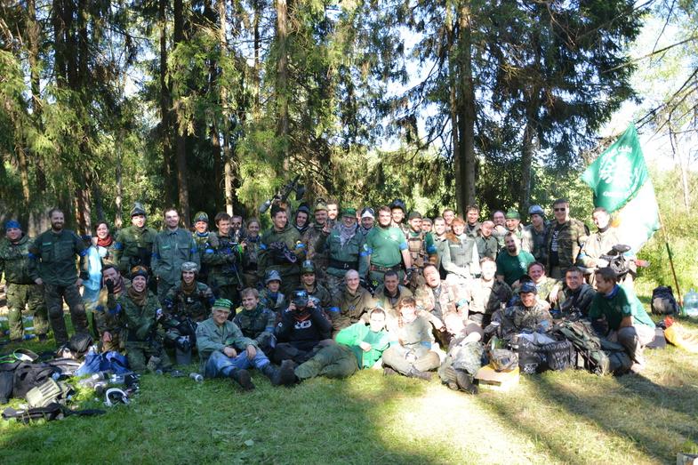 12.07.2014 Синяя армия, победа!!!
