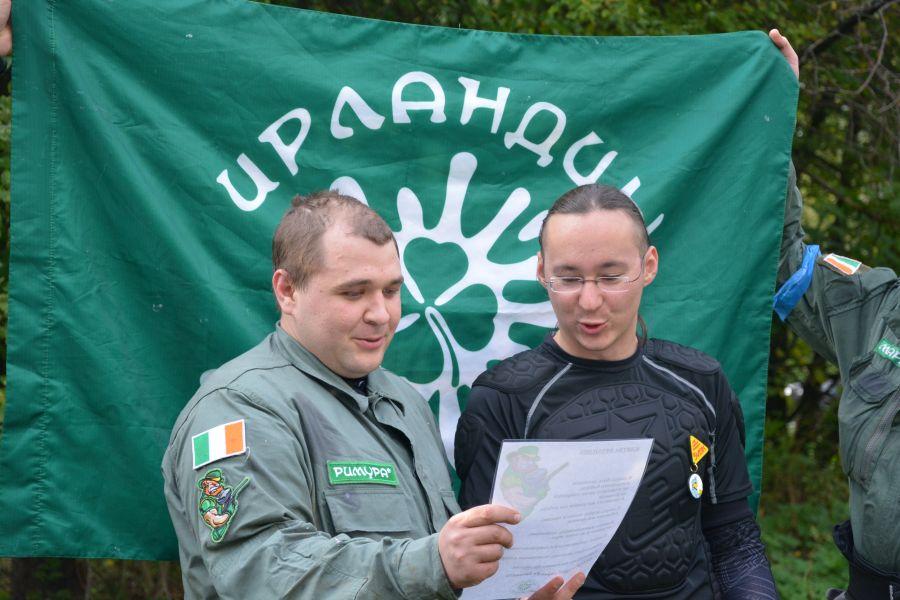 Новоиспеченные бойцы пк Ирландцы: Римура и Lis