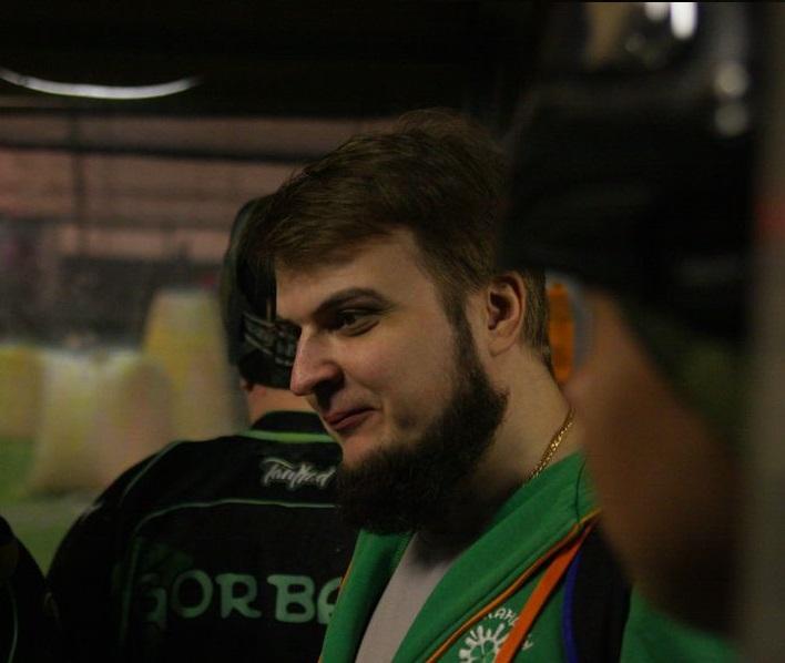 Игрок д1, тренер тактического состава - Любим Любимов