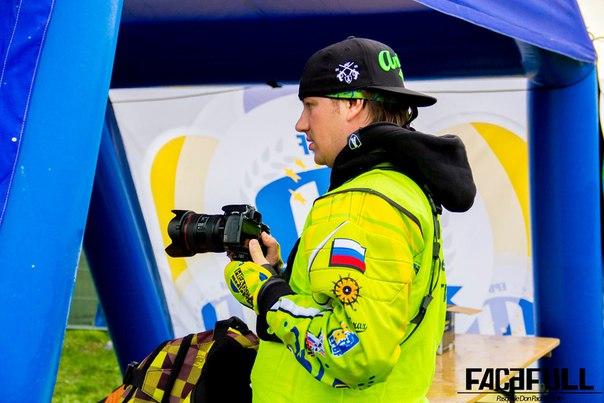 Станислав Осипов - игрок Д1 и отличный фотограф